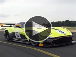 Aston Martin Vulcan AMR Pro 2018, poderío inspirado en Le Mans