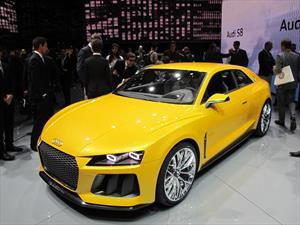 Audi Sport quattro concept se presenta en el Salón de Frankfurt 2013
