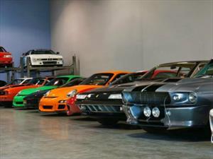 Se pierden siete autos de la colección de Paul Walker