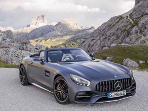 Mercedes-AMG GT Roadster 2018, listo para despeinarte