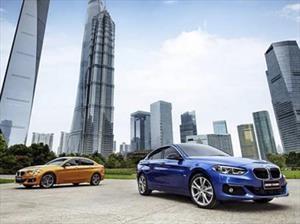 Debuta el BMW Serie 1 sedán