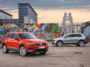 Volkswagen Tiguan 2017 saca cinco estrellas en Euro NCAP