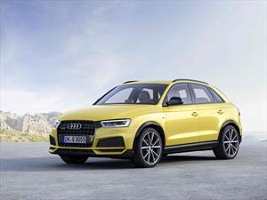 Audi Q3 2017, con ligeros cambios exteriores