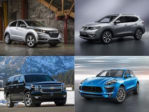Top 10: Las mejores camionetas para la familia