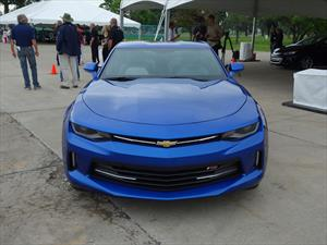Manejamos el nuevo Chevrolet Camaro