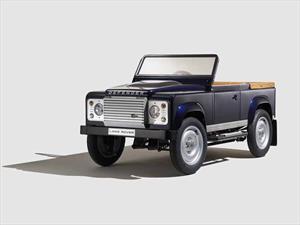 Land Rover Defender Pedal Car Concept, para los chicos aventureros