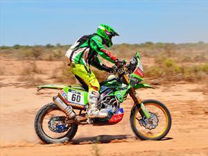 Patricio Cabrera cumple buena actuación en el regreso del Dakar a Argentina