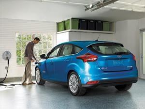 Ford Focus eléctrico, carga veloz y autonomía ideal