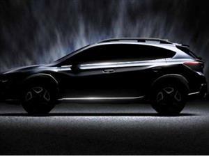 Subaru adelanta la silueta del nuevo XV
