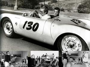 """Little Bastard"", el auto maldito de James Dean"