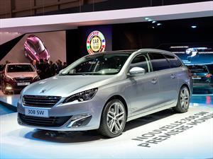 Peugeot 308 SW, el auto del año presenta su versión familar