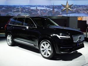 Este es el nuevo Volvo XC90 R-Design