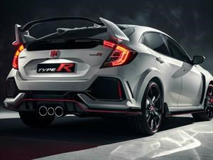 Video: Así ruge el Honda Civic Type R
