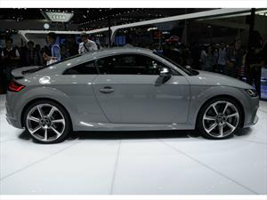 Nuevo Audi TT RS, el extremo de la familia