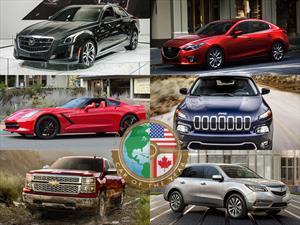 Los finalistas para el Auto del Año 2014 en Norteamérica