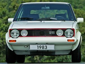 Volkswagen Golf GTI festejó su aniversario 40