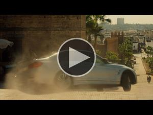 BMW participa en la película Misión Imposible: Rogue Nation