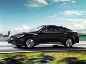Kia debuta al Optima Hybrid 2017 desde $24.990.000