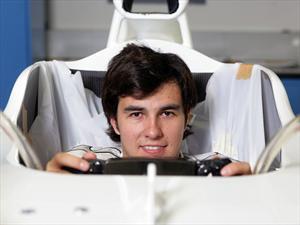 Checo Pérez se integra a McLaren