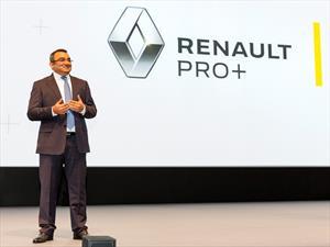 Renault Pro+, la nueva división de vehículos comerciales ligeros