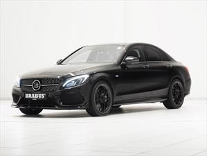 Mercedes-Benz C450 AMG por Brabus, con 43 hp adicionales