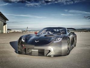 Callaway Corvette C7 GT3-R, listo para las pistas