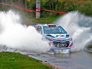 Hyundai Motorsport participa en el Rally de Argentina