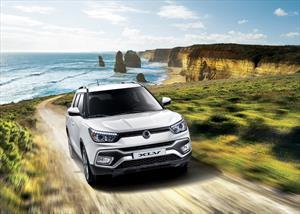 SsangYong XLV 2017 llega a Chile desde $12.990.000
