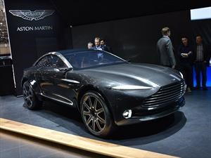 Aston Martin se alista para fabricar su primer SUV