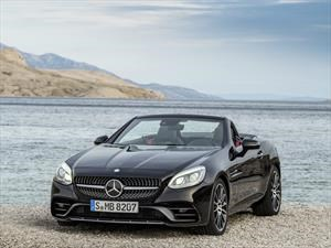 Mercedes-AMG SLC 43, potente roadster