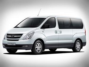 Hyundai H1, ahora en versión nafta