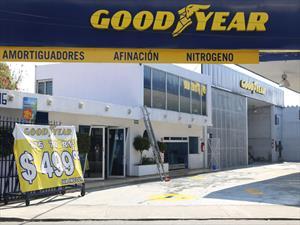 Red de distribuidores Goodyear estrena imagen en México