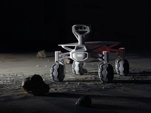 Audi lunar quattro: La luna tendrá cuatro anillos