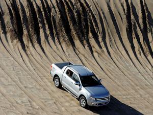 Ford está presente en Cariló para las vacaciones de invierno