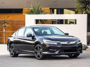 Honda Accord 2016 se actualiza, ahora ofrece CarPlay y Android Auto