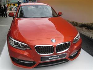 Llegó el sorprendente BMW Serie 2 a Colombia