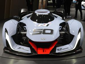 Hyundai 2025 Vision Gran Turismo Concept, un auto de fantasía