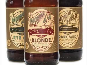 Morgan Motor Company produce cervezas artesanales