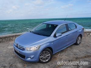 Manejamos al nuevo Citroën C-Elysée en Argentina