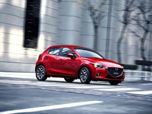Así es el Mazda2 2016, debutará en el Salón de París