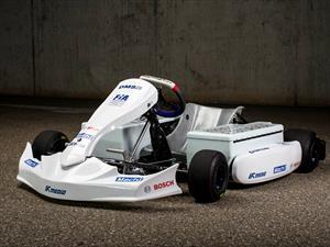 Bosch crea Go Kart eléctrico