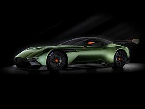Aston Martin Vulcan, lujo para pocos