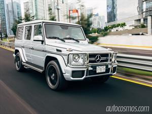 Mercedes-Benz G63 AMG 2014 a prueba