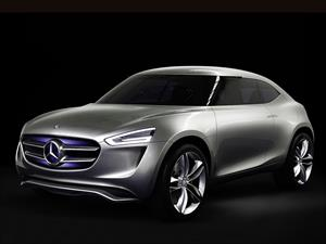 Mercedes-Benz Vision G-Code, un panel solar ambulante