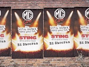 Morris Garages auspiciará eventos musicales