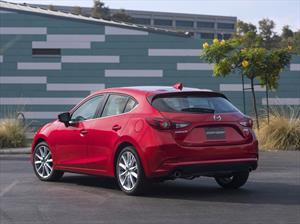 El nuevo Mazda3 2017 llega a Chile desde $11.290.000