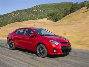 Toyota Corolla 2014 se presenta