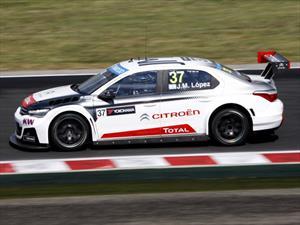 WTCC Hungría, otra buena cosecha de Pechito y Citroën