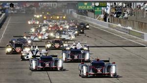 Audi domina las 12 horas de Sebring