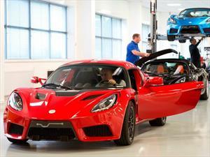 Detroit Electric, la sombra de Tesla Motors